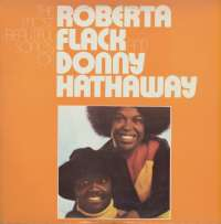 Gramofonska ploča Roberta Flack And Donny Hathaway The Most Beautiful Songs Of Roberta Flack And Donny Hathaway ATL 60031, stanje ploče je 10/10