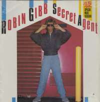Gramofonska ploča Robin Gibb Secret Agent / Robot PDSX 2264, stanje ploče je 10/10