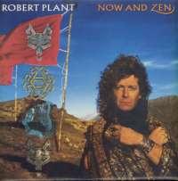 Gramofonska ploča Robert Plant Now And Zen LSAT 78060, stanje ploče je 10/10