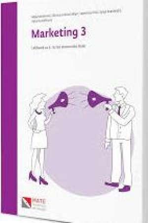 MARKETING 3 : udžbenik za 3. razred ekonomske škole - Maja Martinović, Olivera Jurković Majić, Valentina Pirić, Sanja Arambašić, Katarina Miličević