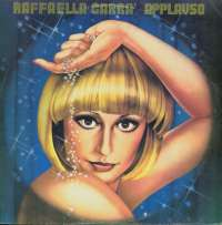 Gramofonska ploča Raffaella Carra Applauso CBS 83687, stanje ploče je 10/10