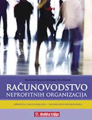 Mira Dimitrić, Marija Horvatić-Kapelac, Miran Novokmet - RAČUNOVODSTVO NEPROFITNIH ORGANIZACIJA : udžbenik za 3. razred srednje škole za zanimanje ekonomist/ekonomistica