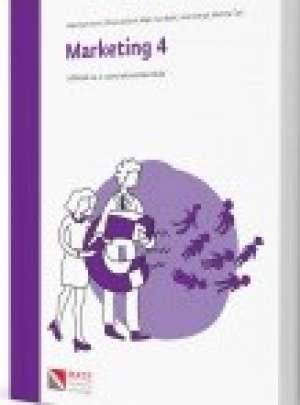 Maja Martinović, Olivera Jurković Majić, Ana Babić, Ana Kuštrak, Martina Čaić - MARKETING 4 : udžbenik za 4. razred ekonomske škole