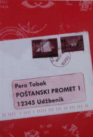 POŠTANSKI PROMET 1 autora Pero Tabak