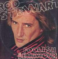 Gramofonska ploča Rod Stewart Foolish Behaviour WB 56 865, stanje ploče je 10/10