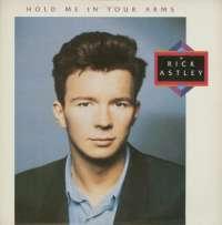 Gramofonska ploča Rick Astley Hold Me In Your Arms LSRCA 73286, stanje ploče je 10/10