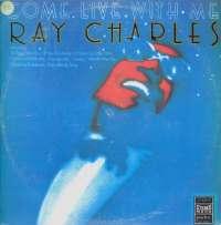 Gramofonska ploča Ray Charles Come Live With Me LSL 70602, stanje ploče je 9/10