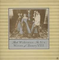 Gramofonska ploča Rick Wakeman The Six Wives Of Henry VIII AMLH 64361, stanje ploče je 10/10