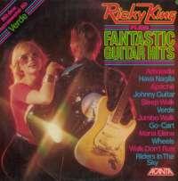 Gramofonska ploča Ricky King Ricky King Plays Fantastic Guitar Hits CC 22.761, stanje ploče je 9/10