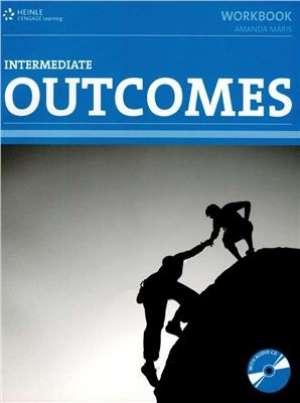 outcomes  INTERMEDIATE workbook : radna bilježnica engleskog jezika za  4-godišnjih strukovnih škola, prvi strani jezi (Kopiraj) autora Amanda Maris