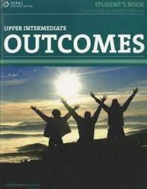 OUTCOMES UPPER-INTERMEDIATE STUDENT'S BOOK : udžbenik engleskog jezika za 3. i 4. razred gimnazija i 4-godišnjih struk (Kopiraj) autora Hugh Dellar, Andrew Walkley