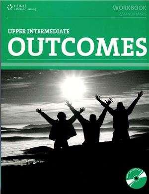 outcomes UPPER-INTERMEDIATE workbook: radna bilježnica engleskog jezika za 3. i 4. razred gimnazija i 4-godišnjih stru (Kopiraj) autora Amanda Maris