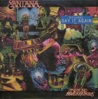 Gramofonska ploča Santana Beyond Appearances CBS 86307, stanje ploče je 9/10