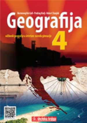 Hermenegildo Gall, Predrag Kralj, Robert Slunjski - GEOGRAFIJA 4 : udžbenik geografije u četvrtom razredu gimnazije