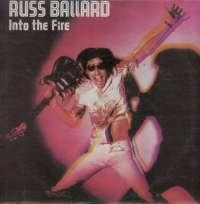 Gramofonska ploča Russ Ballard & Barnet Dogs Into The Fire EPC 84806, stanje ploče je 8/10