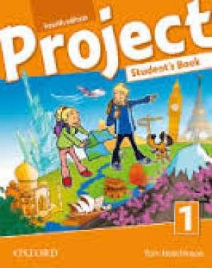 PROJECT FOURTH EDITION, STUDENT S BOOK 1 : udžbenik engleskog jezika za 4. razred, četvrta godina učenja; 5. razred, druga go - Tom Hutchinson