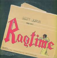 Gramofonska ploča Scott Joplin Ragtime 1868-1917 LSY 66269, stanje ploče je 10/10