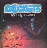 Gramofonska ploča Rockets On The Road Again DBR 20014, stanje ploče je 9/10