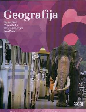 geografija 6 : radna bilježnica iz geografije za šesti razred osnovne škole - Slaven Imre, Vesna Janko, Renata Kanceljak, Ivana Paradi