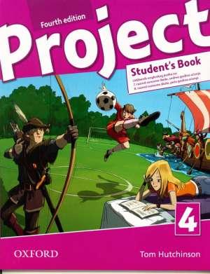 PROJECT FOURTH EDITION, STUDENT'S BOOK 4 : udžbenik engleskog jezika za 7. razred, sedma godina učenja; 8. razred, peta godin - Tom Hutchinson
