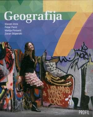 GEOGRAFIJA 7 : udžbenik geografije za sedmi razred osnovne škole/+ - Slaven Imre, Petar Perić, Matija Pintarić, Zoran Stiperski