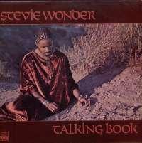 Gramofonska ploča Stevie Wonder Talking Book T 319, stanje ploče je 9/10