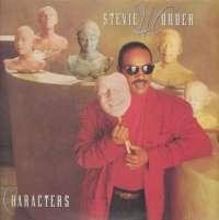 Gramofonska ploča Stevie Wonder Characters LSMTW 11175, stanje ploče je 10/10