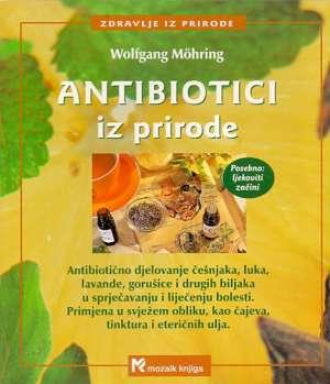 Antibiotici iz prirode Wolfgang Mohring meki uvez