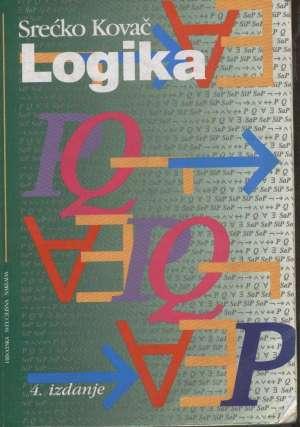 Srećko Kovač - LOGIKA : udžbenik za 3. razred gimnazije