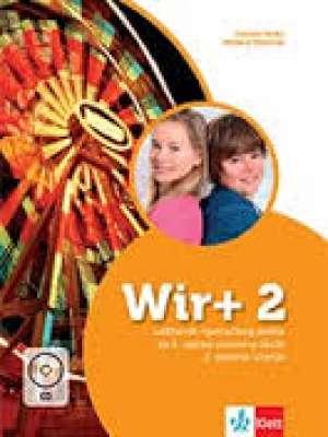 WIR+ 2 : udžbenik njemačkog jezika za 5. razred osnovne škole 2. godina učenja s pripadajućim audio CD-om autora Giorgio Motta, Mirjana Klobučar