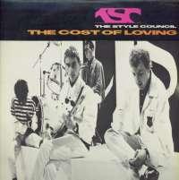 Gramofonska ploča Style Council Cost Of Loving 2420430, stanje ploče je 10/10