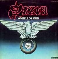 Gramofonska ploča Saxon Wheels Of Steel 2934 124, stanje ploče je 10/10