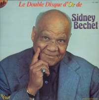 Gramofonska ploča Sidney Bechet Le Double Disque D'Or De Sidney Bechet LDA 16001, stanje ploče je 10/10