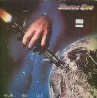 Gramofonska ploča Status Quo Never Too Late 6302 104, stanje ploče je 9/10