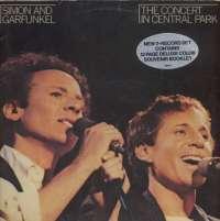Gramofonska ploča Simon And Garfunkel The Concert In Central Park GEF 88575, stanje ploče je 9/10