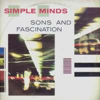 Gramofonska ploča Simple Minds Sons And Fascination LSVIRG 70966, stanje ploče je 10/10