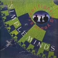 Gramofonska ploča Simple Minds Street Fighting Years LSVIRG 73292, stanje ploče je 10/10