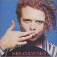 Gramofonska ploča Simply Red Men And Women LSWEA 78041, stanje ploče je 10/10