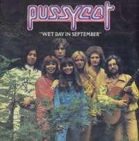 Gramofonska ploča Pussycat Wet Day In September EMCE 1047, stanje ploče je 8/10
