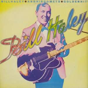 Gramofonska ploča Bill Haley And His Comets Golden Hits LPS 1035, stanje ploče je 9/10