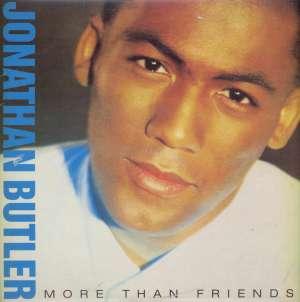 Gramofonska ploča Jonathan Butler More Than Friends 220663, stanje ploče je 10/10