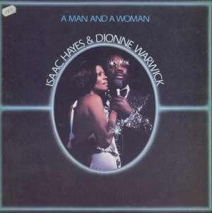 Gramofonska ploča Isaac Hayes & Dionne Warwick A Man And A Woman 28 593 XCT, stanje ploče je 10/10