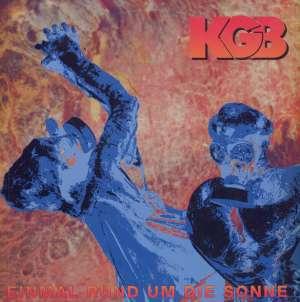 Gramofonska ploča KGB Einmal Rund Um Die Sonne SPV 08-93221, stanje ploče je 9/10