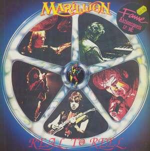 Gramofonska ploča Marillion Real To Reel 1C 038-15 7623 1, stanje ploče je 10/10