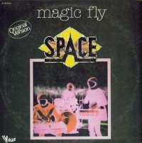 Gramofonska ploča Space Magic Fly LSVOG 70867, stanje ploče je 9/10