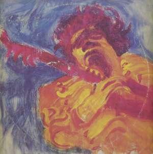 Gramofonska ploča Jimi Hendrix The Jimi Hendrix Concerts CBS 88592, stanje ploče je 9/10