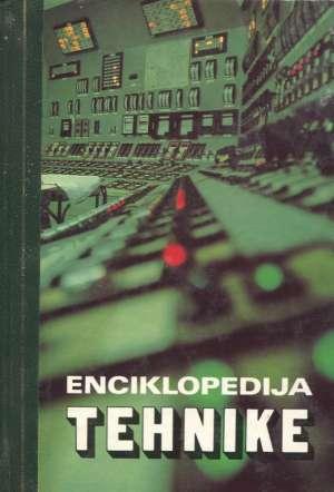 Gordana Petrović, Uredio - Enciklopedija tehnike 2