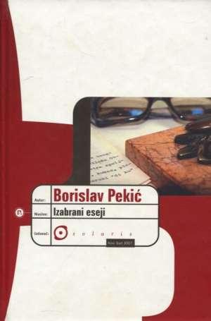 Pekić Borislav - Izabrani eseji