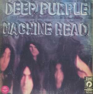 Gramofonska ploča Deep Purple Machine Head SPU 70502, stanje ploče je 9/10