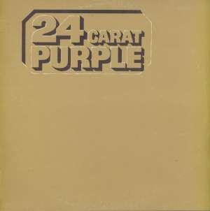 Deep Purple - 24 Carat Purple - LSPUR 70762